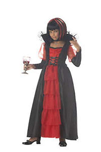 Dark Gothic Victorian Regal Vampire Gothic Child Costume