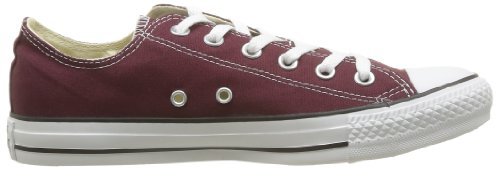 Converse Para Hombre Chuck Taylor All Star Seasonal Ox Burgundy