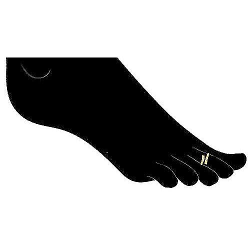925 Sterling Silver Crossover Shiny Toe Ring Body Art Adjustable