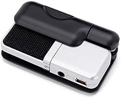 Samson GOMIC Recording Condenser Podcasting Podcast Microphone Mic Clip