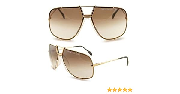 903c0139b712 Amazon.com  Cazal Sunglasses TARGA 902 GOLD   BROWN GRADIENT 97  Pet  Supplies
