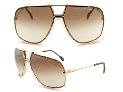 Cazal Sunglasses TARGA 902 GOLD / BROWN GRADIENT - Sunglasses Optika