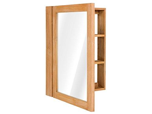 Bad Spiegelschrank Holz