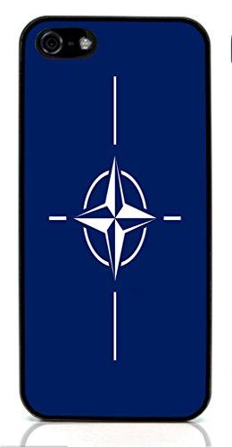 The North Atlantic Treaty Organization flag for Apple iPhone 5/5S ( Sugar Skull )