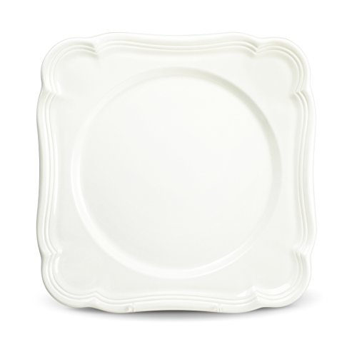 French Countryside Square Dinner Plate - Mikasa French Countryside Square Dinner Plate