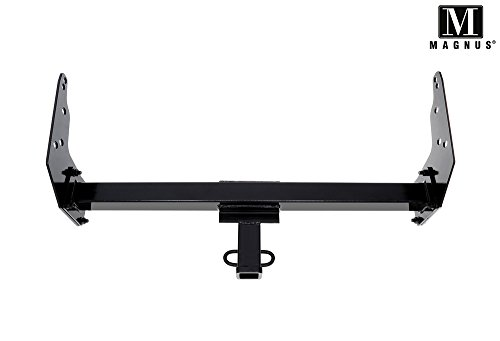 APS Assembly Class 3 Trailer Hitch 2 Inches Receiver Tube Compatible with 1983-2004 Chevy S-10 & 1991-2004 GMC Sonoma & 1983-1990 GMC S15 &1996-2000 Isuzu Hombre