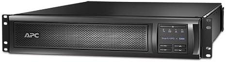 Apc Smx3000rmhv2u Unterbrechungsfreie Stromversorgung Computer Zubehör
