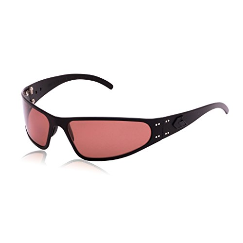 4. Gatorz Wraptor Sunglasses, Metal Aluminum Frame, Military Tactical Style, Made in the USA
