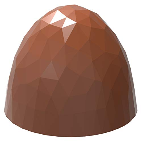 Chocolate World Bullet Facet - 24 Forms