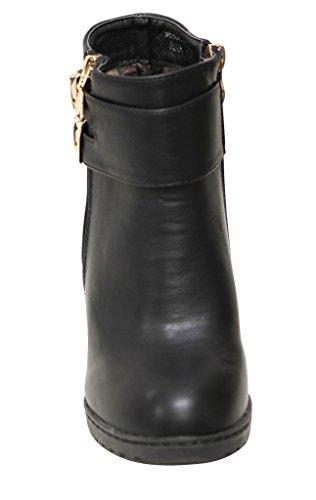 Bella Marie Megan-30 Donna Con Cinturino Alla Caviglia Con Cinturino Alla Caviglia E Cinturino Alla Caviglia