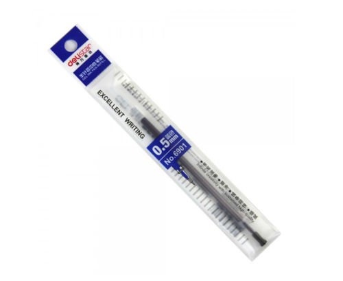 20 Pieces a Lot Gel Ink Pen 0.5mm Needle Refills Gel Ink Office &