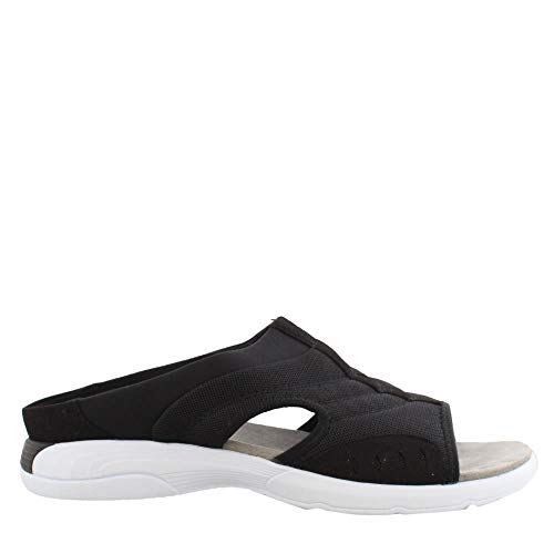 Easy Spirit Women's, Traciee2 Slides Black 9 ()