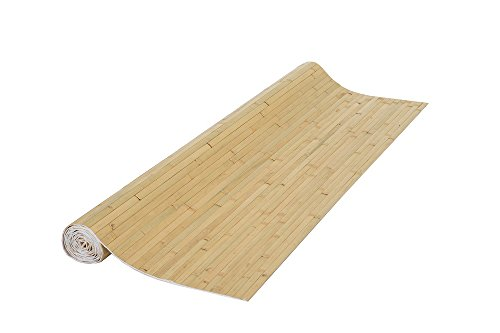 (Forever Bamboo  Bamboo Panel 4ft x 8ft, Natural Raw)