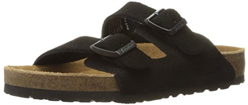 Jambu Women's Woodstock Slide Sandal, Black, 9.5 M - Woodstock Of Women