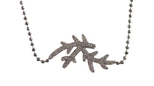 Collier Femme - NKS-K30489 - Argent 925/1000 4.2 Gr - Oxyde de zirconium