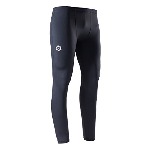 Dynamic Athletica Mens Compression Pants, Stay Cool and Dry, Improve Workouts and Circulation