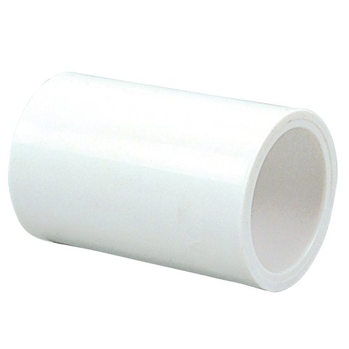 (NIBCO 429 Series PVC Pipe Fitting, Coupling, Schedule 40, 1-1/2