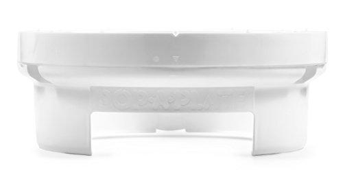 Camco 57211 Pop-A-Bowl-White