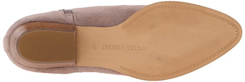 Suede Taupe Avali Bootie Ankle Women's Trump Ivanka q740Yc
