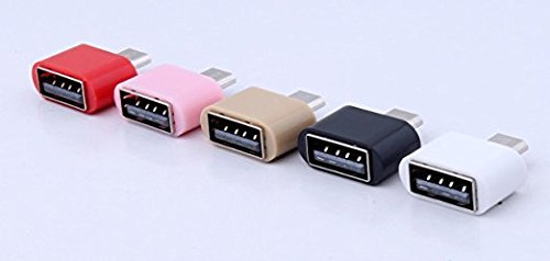 AC Accessories OTG Adapter Micro USB to USB OTG Adapter On The Go OTG Adapters Connector Adapter for Android Mobiles