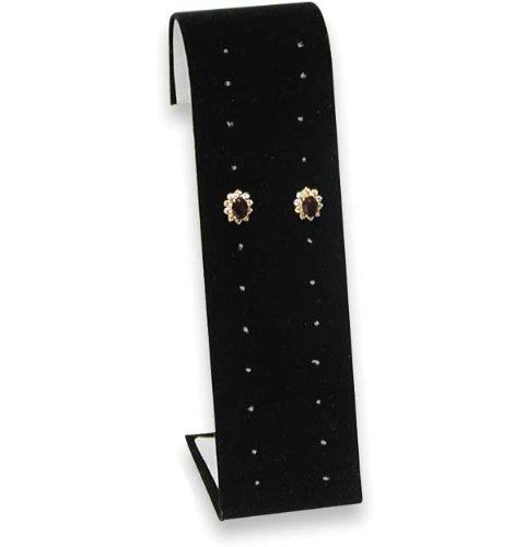 (Stud Earring Stand Black Earring Jewelry Display)