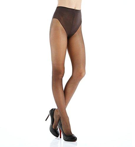 Donna Karan Evolution Micro-Massaging Pantyhose , Off Black , Small
