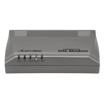 Actiontec GT701 High Speed DSL Modem
