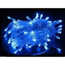 A & Y – Store Still LED String Light for Diwali Christmas Home Decoration, 10meter 35 Foot (Blue)