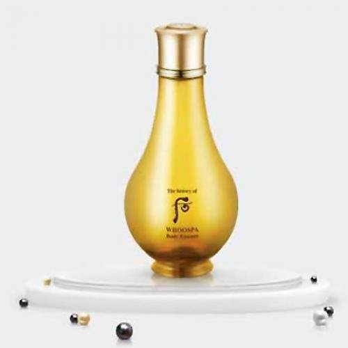 The history of Whoo WhooSpa Body Essence