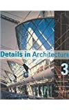 Details in Architecture, Images Publishing Staff, 1864700939