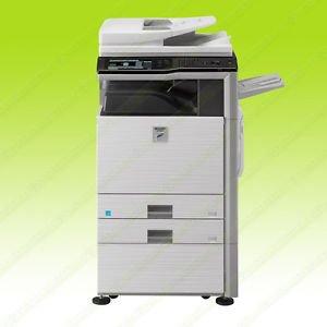 Sharp MX-5100N A3 A4 Digital Color Laser Copier Printer Scan 51PPM