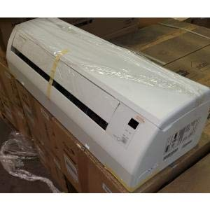 York DCMF09NWM42Q1A 9,000 BTU DUCTLESS Indoor Mini-Split AIR Conditioner Unit/W MODULATING Inverter Technology, 16 SEER 208-230/60/1 R-410A (York Mini System Split)