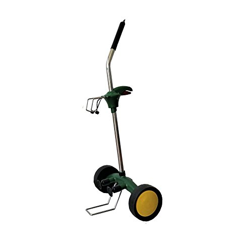 (EJWOX Potted Plant Mover for Carrying Heavy Planters, Flat Free Wheels, Move Plants Up to 165 Lbs)