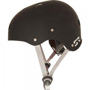 Shred Ready Sesh Kayak Helmet Matte Black, M, Outdoor Stuffs