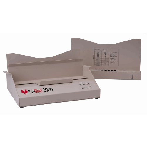 Pro-Bind 2000 Professional Thermal Binding Machine by Pro-Bind