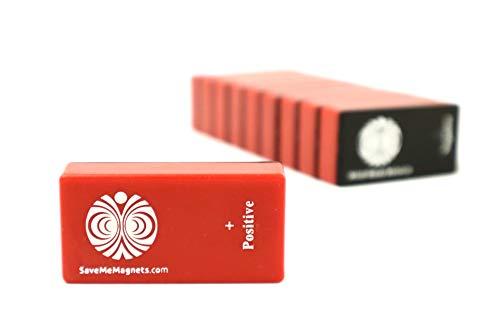 Amazon.com: Kit Recalibración Biomagnética (3 Libros y 10 Imanes) para Terapia con Imanes para el Alivio al Dolor, Desintoxicación, Estímulo al Sistema ...