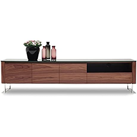 J And M Furniture 18088 Julian Modern TV Base