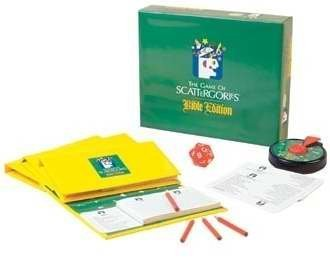 Talicor Cactus Games Scattergories-Bible Edition by TaliCor (Game Bible Edition Scattergories)