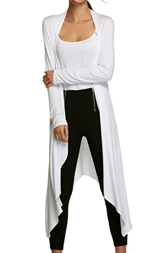 Femme Cardigan ZumZup Tricot Longue Manteau dYOqxwqF