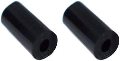 Teak Tuning Standard Fingerboard Pivot Cups Blue Pack of 4
