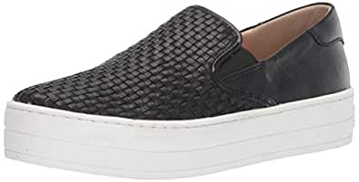 J Slides Womens Halsey Halsey Black Size: 6