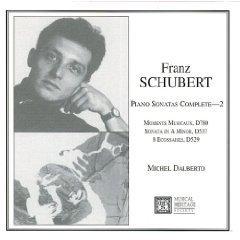 Schubert: Piano Sonatas Complete, Vol. 2 - Piano Sonata D.537, Moments Musicaux, etc.