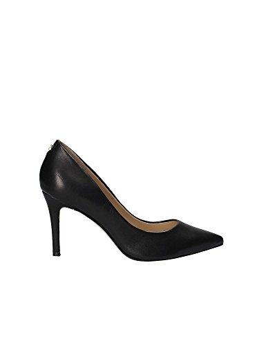 flel73 Guess Femme ele7 Black decolette lea08 xZztZv
