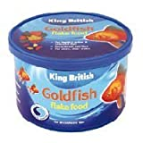 King British Goldfish Flake Food, 55 G, Pack Of 6