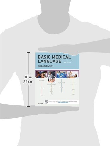 Basic Medical Language with Flash Cards by Mosby
