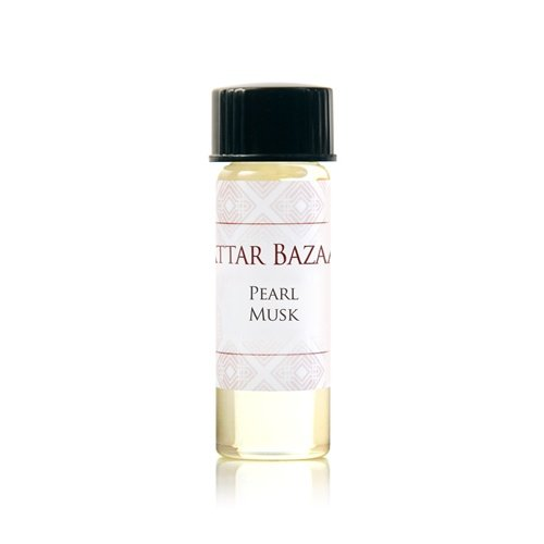 ATTAR BAZAAR FRAGRANCES Pearl Musk, 0.125 -