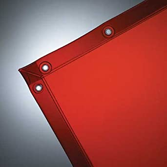 Amazon.com: See-Thru Welding Curtains - wilson 6\'h x 8\'w ...