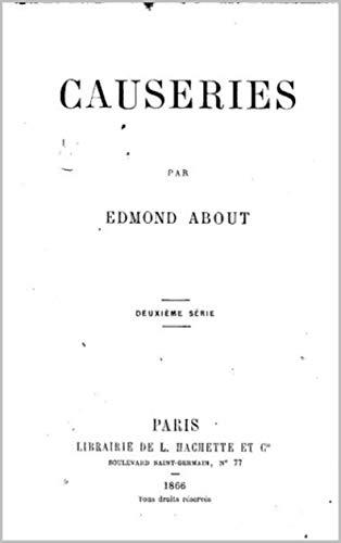 Entre Nous: Causeries Du Samedi (1889) (French Edition)