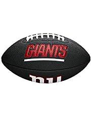 Wilson Unisex-Youth MINI NFL TEAM SOFT TOUCH FB BL DL American Football