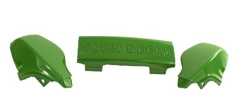 John Deere Bumper (John Deere Original Equipment 3 Bumpers #M140669+M140667+M140668)